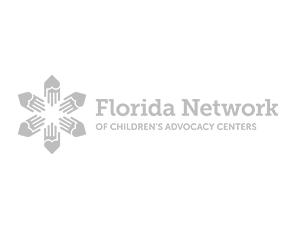 Florida Network of Children's Advocacy Centers Logo